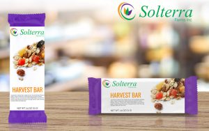 Package concepts for Solterra Farms